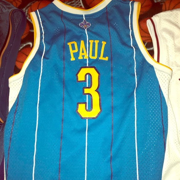 adidas Other - Chris Paul New Orleans Hornets Jersey 9fa4a2443